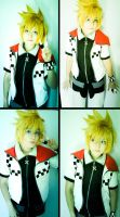 TEST2: Roxas (Kingdom Hearts) by Feutre34