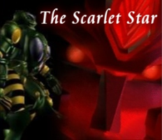 Scarlet Star - Fanfic Cover by Shockbox