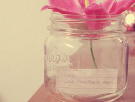 happiness in a jar by ocean-dance