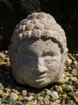 Buddha Head by MarkKalan