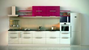 Kitchen - Pink by raaab