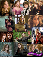 Hermione granger MOMENTS by RafaelGiovannini