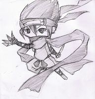 Ninja! by JojoLemonJuice