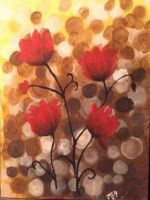 Poppies by Spidergirl79