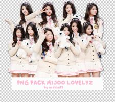 [PNG PACK] LOVELYZ MIJOO by babyjung2