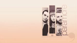 Paramore Wallpaper by kathismisguidedghost