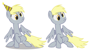 Derpy - Taken Back by juniberries
