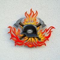 Fire Fighter Symbol by stupidduck