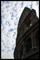 Colosseum's Exterior Wall by Vagrant123