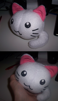 Lucky star neko plush ::FIN:: by goiku