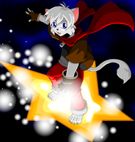 .:Ride on Shooting Star:. by Kivwolf
