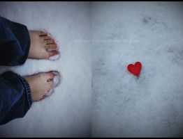 If Your Feet Are Cold... by Cinderella2B