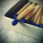 a box of matches by vanilla-tapes