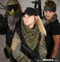 RAP4 Russia Tactical Paintball by RealActionPaintball