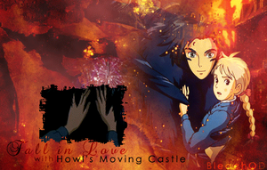 Howls Moving Castle by Seirenn