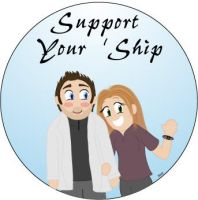 Support Your Ship - C+L by Alimoey