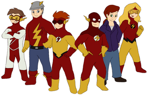 Flash Family by Gaiash