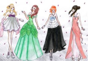 Prom Collection by fatpear