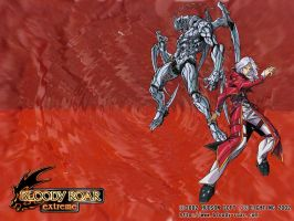 Bloody Roar Extreme Xion by Sideswipe217
