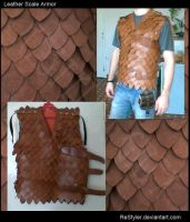 Leather Scale Armor by Restyler