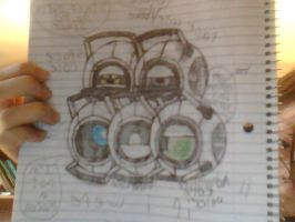 my portal oc if i were a core by accailia118