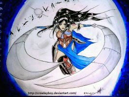 Shanoa Order of ecclesia by crowleyboy