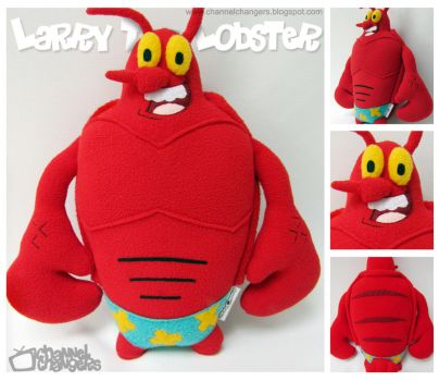 Larry the Lobster by ChannelChangers