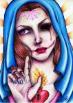 God -not- bless Mary by maga-a7x