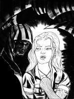 Cloak and Dagger by RussellJackson