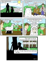 Last of the Summer Wine comic by MST3Claye
