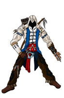 Connor Kenway [TB] by iamtheNoNamer