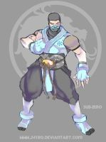 Capcom Sub-Zero? by J41R0