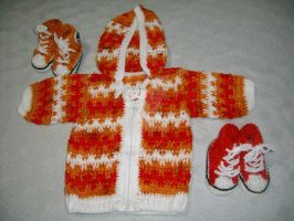 Unisex baby set by argentinian-queen