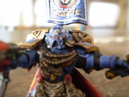 ultramarines captain closer by pyramidrus