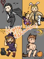 Happy Halloween 2011 by ThatFuzzyFeeling