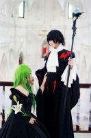 CODE GEASS_my highness by Dan-Gyokuei