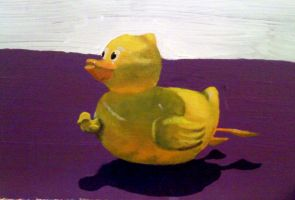 Lucky Ducky by Lacesal