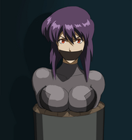 Motoko Confined GIF by shibaji