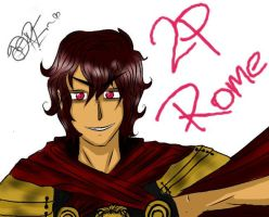 2p Rome close up by Catsertra