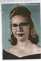 Grandma Senior Year 1962 by koolkitty9