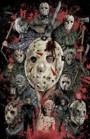 JASON 13 by MalevolentNate