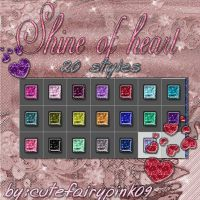 Styles shine of heart by cuteMinnie28