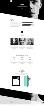 Agency + Freelance Portfolio Theme by sandracz