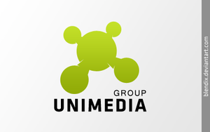 unimedia group LOGO by blendix