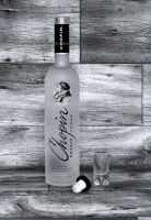 Chopin Vodka by TonyPringle