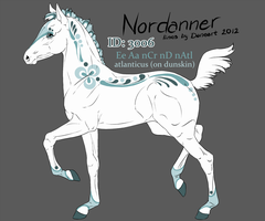 3006 Nordanner Foal by SWC-arpg