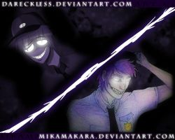 C O L L A B with Mika [Purple Guy] by DaReckless