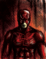 The Daredevil by Brettdagirl