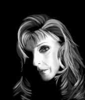 Gates McFadden -MP- by mystic-kitsune
