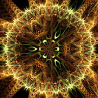 Uninterrupted - Fractal Art by CMWVisualArts